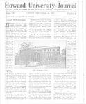 HU Journal, Volume 8 Issue 11