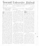 HU Journal, Volume 8 Issue 18