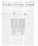 HU Journal, Volume 8 Issue 26