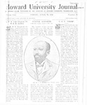 HU Journal, Volume 8 Issue 28