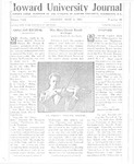 HU Journal, Volume 8 Issue 29