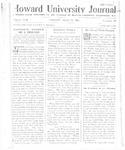 HU Journal, Volume 8 Issue 30