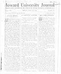 HU Journal, Volume 8 Issue 31