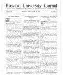 HU Journal, Volume 9 Issue 2