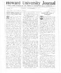 HU Journal, Volume 9 Issue 5