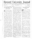 HU Journal, Volume 9 Issue 6