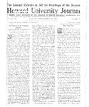 HU Journal, Volume 9 Issue 9
