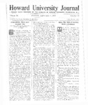 HU Journal, Volume 9 Issue 10