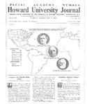 HU Journal, Volume 9 Issue 14