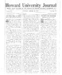 HU Journal, Volume 9 Issue 24