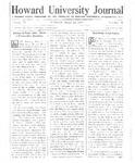 HU Journal, Volume 9 Issue 26