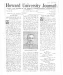 HU Journal, Volume 9 Issue 28