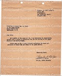 Benton, Alexander L. - 1944 (typescript)