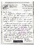 Dawson, C. Roger -1945 (holograph) by MSRC Staff