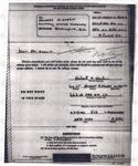 Hardin, Herbert G. - 1945 (holograph) by MSRC Staff