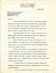 Irving, Thomas M. - 1945 (typescript)