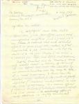 Jackson, Walton C. - 1944-1945 (holographs)