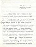 Leighton, George N. - 1944-1945 (typescript)
