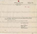 Lyon, Eunice M. - 1945-1946 (press release)
