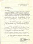 McKinney, George W. - no date (typescript)