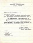 Washington, L. Barnwell 1944-45 (typescript)