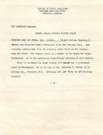 Tuskegee Press Release 33 by MSRC Staff