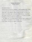 Tuskegee Press Release 61