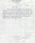 Tuskegee Press Release 77