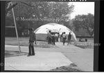 Homecoming At Howard University, Photograph of Dome Exterior, 1974,