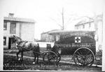 Freedmens Hopital Ambulance 1900