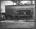 Freedmen's Hospital Ambulance, 1895