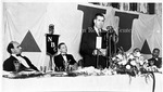 Wallace, Sec'y of Agriculture delivers Chapter Day Address March 3, 1940.