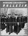 Dr. M.W. Johnson in academic profession with Governor Herbert Lehman of N.Y. H.U. Bulletin March 15, 1955.