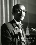 J. Clay Smith, Jr. at the Washington Bar Association