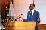 J. Clay Smith, Jr. inaugural lecture at the Administrative Office of the U.S. Courts