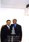 J. Clay Smith, Jr. with Billy Martin