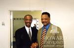 J. Clay Smith, Jr. with Jesse Jackson