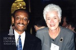 J. Clay Smith, Jr. with Jackie A. Goff at Federal Bar Association