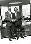 J. Clay Smith, Jr. with Dick Gregory