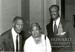 J. Clay Smith, Jr. with William Benson Bryant and Mrs. Thurgood Marshall at Wiley A. Branton Memorial Luncheon (2/2)
