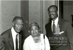 J. Clay Smith, Jr. with William Benson Bryant and Mrs. Thurgood Marshall at Wiley A. Branton Memorial Luncheon (1/2)