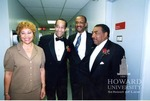 J. Clay Smith, Jr. with Alice G. Bullock, Charles Duncan, and Paul Berry