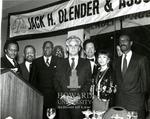J. Clay Smith, Jr. with Jack Oleander, Yuri Dubinin, Calvin Rulark, Judge William S. Thompson, and Judge Hamilton