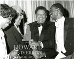 J. Clay Smith, Jr. with Ruth Hankins Nesbit, Thurgood Marshall, and Melvin Washington