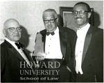 J. Clay Smith, Jr. with James Madison Nabrit and Thurgood Marshall