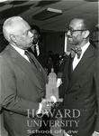 J. Clay Smith, Jr. with Howard Jenkins