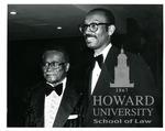 J. Clay Smith, Jr. with Arthur Davis Shores and Wiley Austin Branton, Sr.