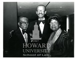 J. Clay Smith, Jr. with Arthur Davis Shores and Sadie Tanner Mossell Alexander
