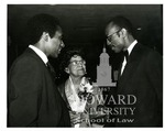 J. Clay Smith, Jr. with Donald Reed and Sadie Tanner Mossell Alexander