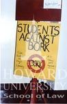 Howard University students protesting Robert Bork (1/4)